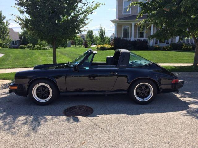 1983 porsche 911 sc targa nice car for sale in huntley illinois classified. Black Bedroom Furniture Sets. Home Design Ideas