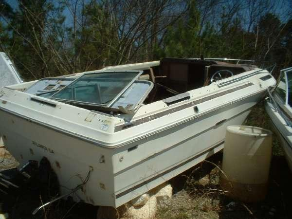 1983 Sea Ray SRV 210 CC Cuddy Cabin Hull Mercruiser for Sale in