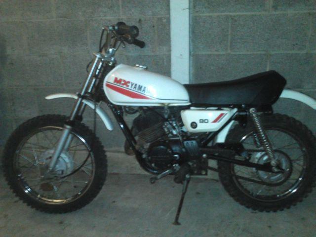 1983 yamaha mx80 for sale in kunkletown pennsylvania for Yamaha mx 80 for sale