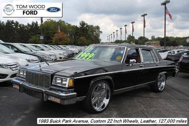 1983 buick electra park avenue for sale in indianapolis indiana. Cars Review. Best American Auto & Cars Review