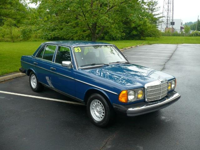 1983 mercedes benz e class 300td for sale in louisville for 1983 mercedes benz 300td
