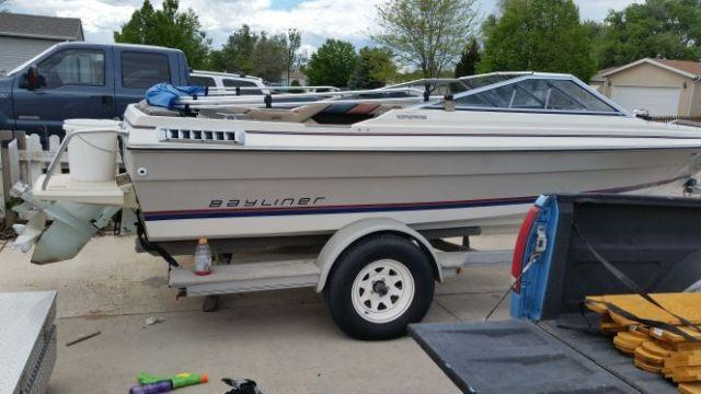 1984 bayliner for sale in fort lupton colorado classified
