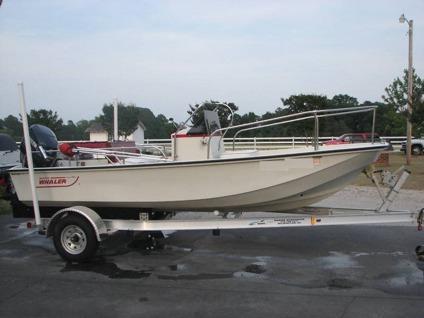 1984 boston whaler montauk boat for sale in atlanta georgia classified - Boston whaler console parts ...