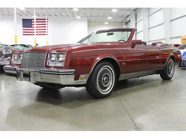1984 buick riviera for sale in kentwood michigan. Black Bedroom Furniture Sets. Home Design Ideas