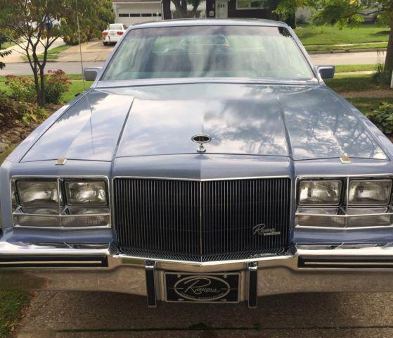 Buick Toledo: 1984 Buick Riviera For Sale In Cuyahoga Falls, Ohio