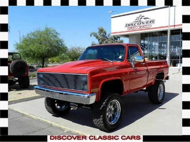 1984 chevrolet c10 for sale in scottsdale arizona classified. Black Bedroom Furniture Sets. Home Design Ideas