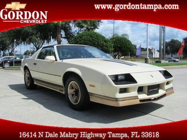 1984 Chevrolet Camaro Z28 For Sale In Tampa Florida