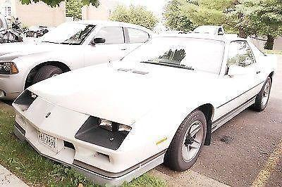 1984 Chevrolet Camaro Z28 Coupe 2 Door 5.0L