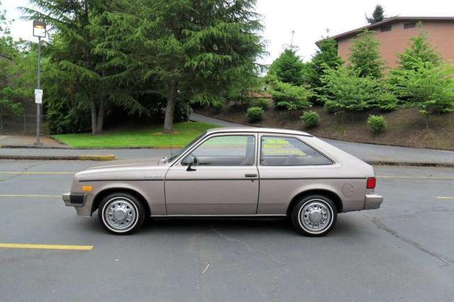 1984 Chevrolet Chevette CS for Sale in Beaverton, Oregon ...