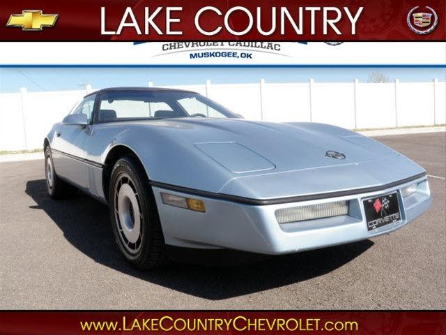 1984 chevrolet corvette for sale in muskogee oklahoma classified. Black Bedroom Furniture Sets. Home Design Ideas