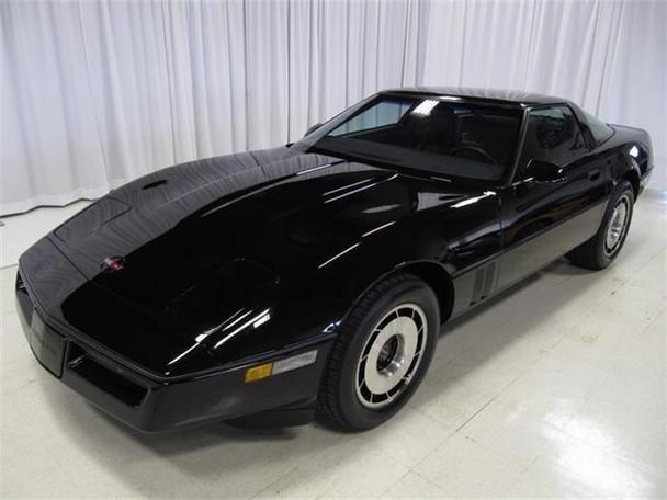 1984 Chevrolet Corvette For Sale In Flushing Michigan