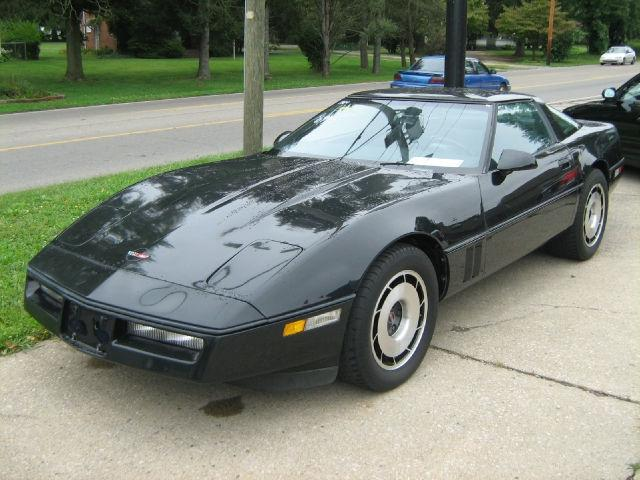 1984 chevrolet corvette for sale in newark ohio classified. Black Bedroom Furniture Sets. Home Design Ideas