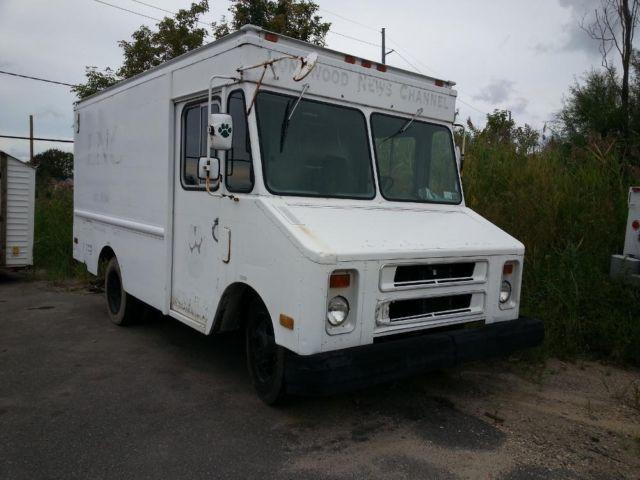 1984 Chevrolet P30 Step Van For Sale In Barnum Island  New