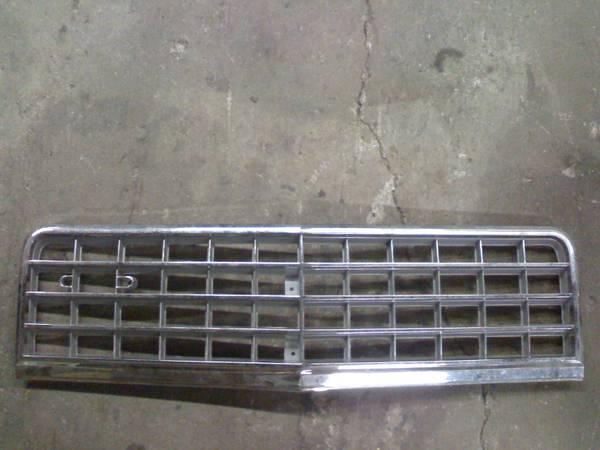 1984 Chevy Caprice Grill- BRAND NEW, NEVER USED. Last Chance - $20