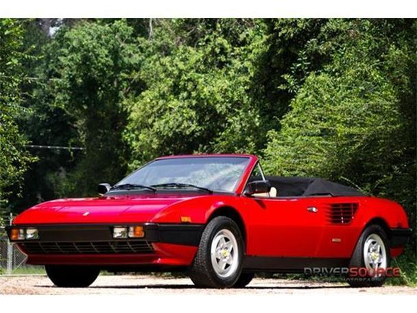 1984 ferrari mondial for sale in houston texas classified. Cars Review. Best American Auto & Cars Review