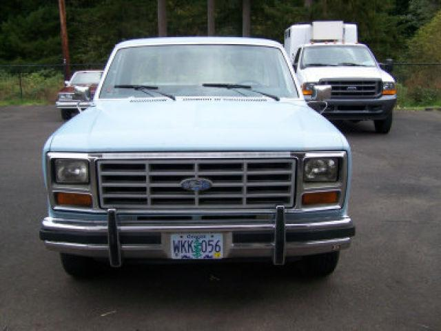 1984 ford f150 for sale in forest grove oregon classified. Black Bedroom Furniture Sets. Home Design Ideas