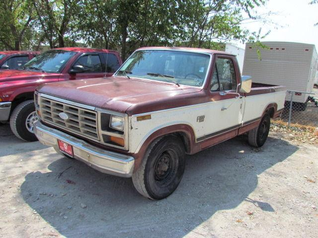 1984 ford f250 1984 ford f 250 car for sale in bonham tx 4368223320 used cars on oodle. Black Bedroom Furniture Sets. Home Design Ideas