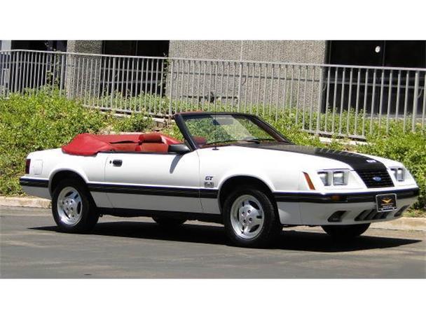 Car Rentals In Escondido Ca ... Mustang   1984 Ford Mustang Car for Sale in Escondido CA   4347171621