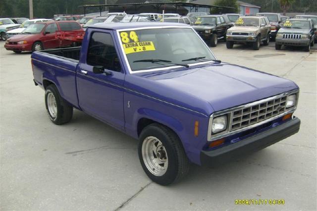 1984 ford ranger for sale in deland florida classified. Black Bedroom Furniture Sets. Home Design Ideas