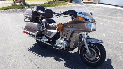 1984 Honda Goldwing Aspencade