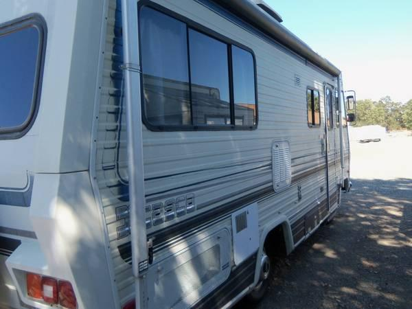 1984 Itasca Sunflyer 22 Motorhome For Sale In Lakeport