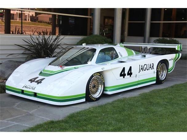 1984 Jaguar Xjr-5