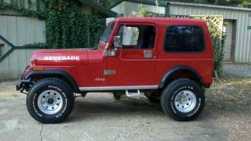 Jeep Cj7 For Sale In Arkansas Classifieds Buy And Sell In Arkansas