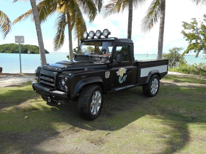 1984 Land Rover Defender PICK UP 4WD