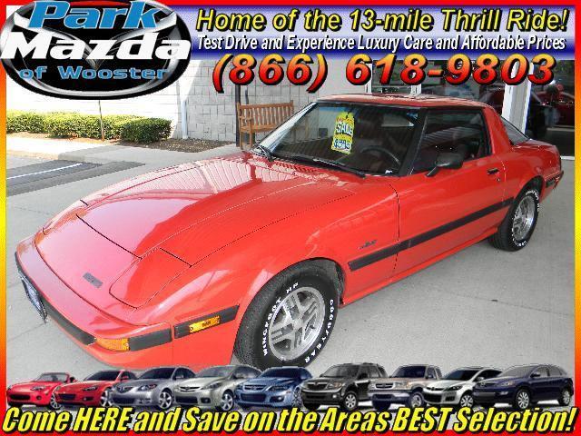 1984 Mazda RX 7 GSL