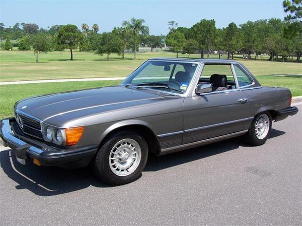 Buy Here Pay Here Clearwater Fl >> 1984 Mercedes-Benz 280SL for Sale in Clearwater, Florida ...