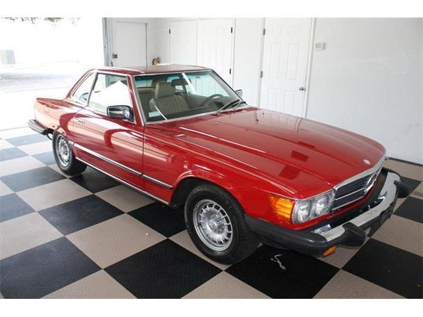 1984 mercedes benz 380sl for sale in sarasota florida for 1984 mercedes benz 380sl for sale