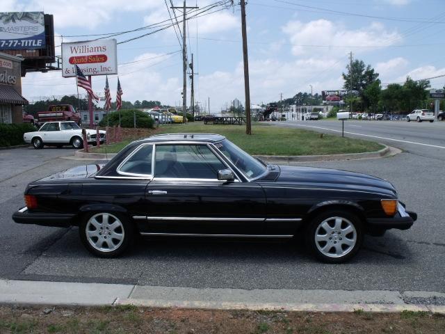 1984 Mercedes-Benz S-Class for Sale in Marietta, Georgia ...