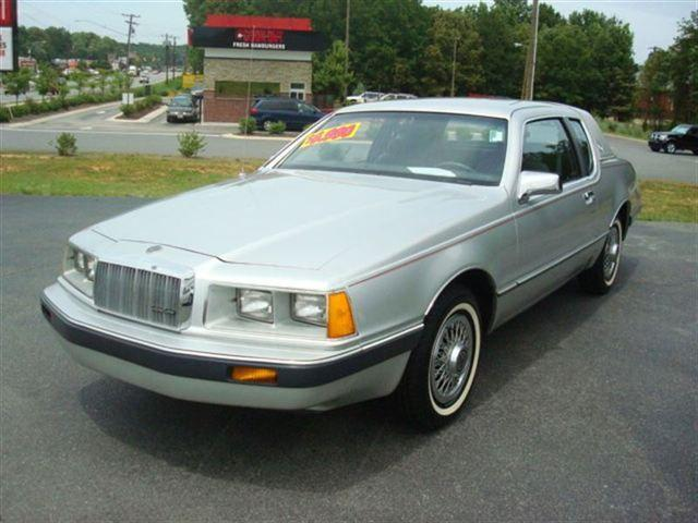1984 mercury cougar for sale in kannapolis north carolina classified. Black Bedroom Furniture Sets. Home Design Ideas