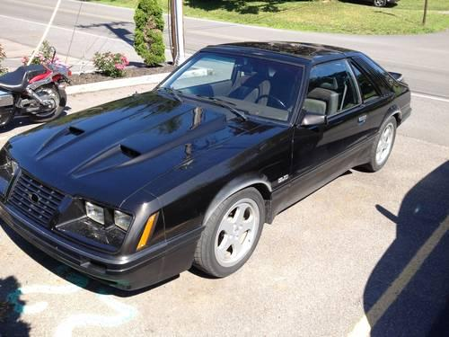 1984 mustang gt 351 6 speed t tops for sale in frostburg maryland classified. Black Bedroom Furniture Sets. Home Design Ideas