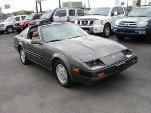 American Auto Sales Houston Tx: 1984 Nissan 300ZX For Sale In Houston, Texas Classified