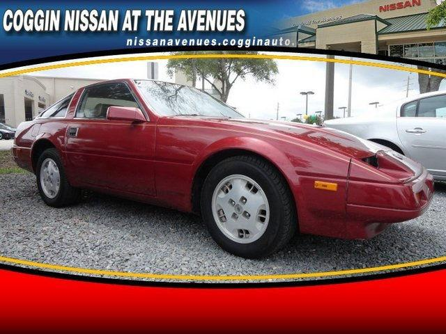 1984 nissan 300zx for sale in jacksonville florida classified. Black Bedroom Furniture Sets. Home Design Ideas