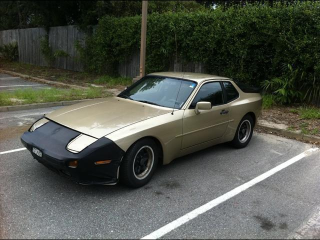 1984 Porsche 944 For Sale In Saint Augustine Florida
