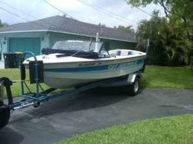 1984 ski nautique correct craft for sale in lake worth for Correct craft trailer parts