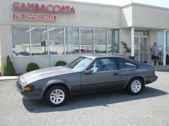 1984 toyota celica supra for sale in new castle delaware. Black Bedroom Furniture Sets. Home Design Ideas