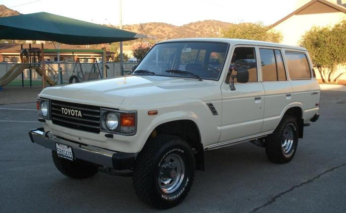 Cruiser For Sale Los Angeles Ca >> 1984 TOYOTA LAND CRUISER FJ60 62 40 80 TLC RESTORED 5SPEED CONVERSION CALIFORNIA for Sale in Los ...