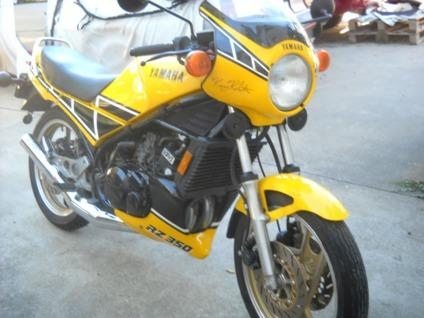1984 Yamaha Kenny Roberts Edition