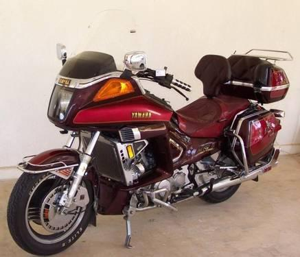 1984 Yamaha Venture Royale 1200cc 57k Original Miles For