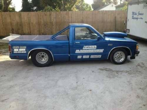 1984 chevrolet s10 pro street classic truck in new bern nc for sale in neuse forest north. Black Bedroom Furniture Sets. Home Design Ideas