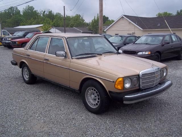 1984 mercedes benz e class 300d for sale in louisville for Mercedes benz 300d for sale