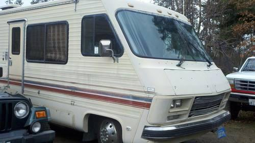 similiar 1984 pace arrow motorhome parts keywords 1984 pace arrow 33ft motor home for in hayfork california