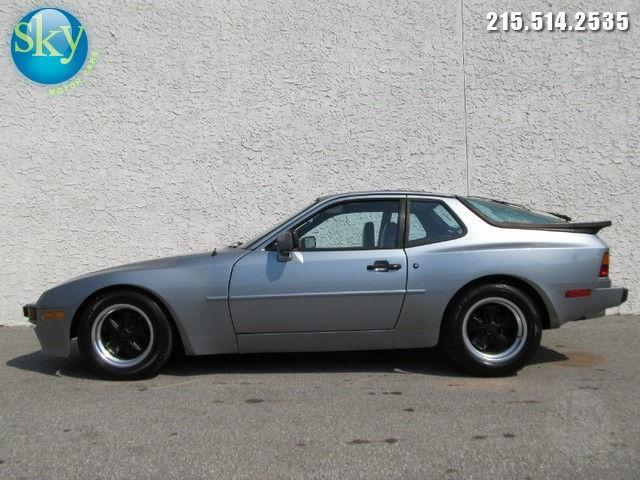 1984 porsche 944 for sale in west chester pennsylvania classified. Black Bedroom Furniture Sets. Home Design Ideas