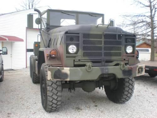 1985 AM General 5-Ton 6x6 Tractor Truck M931A1