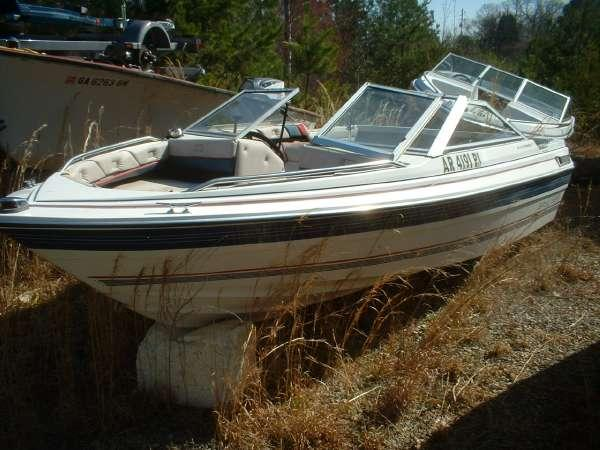 1985 bayliner 1950 capri bowrider for sale in dawsonville for Bowrider boats with outboard motors