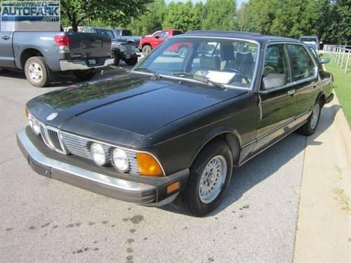 1985 BMW 7 Series Sedan 735i Sedan For Sale In