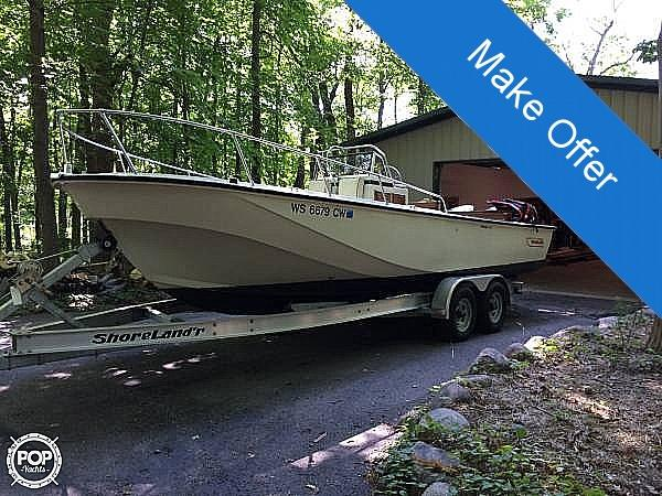 1985 Boston Whaler 250 Outrage for Sale in Lake Geneva, Wisconsin
